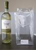 Clear PVC Wine Bottle Bags