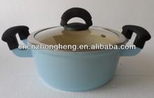 Die-casting aluminum induction soup pot