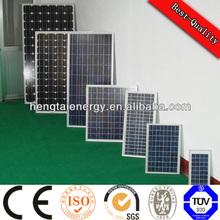 100W Mono A grade Solar Panel Power Energy,Photovoltaic PV module