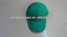 6panel baseball cap with led light