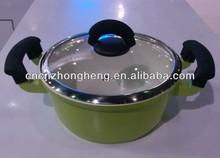 Die-casting aluminum electric soup warming pot