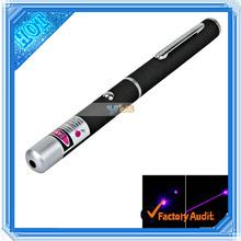 5mW 405nm Beam Light Purple Laser Pointer Pen (88007294)