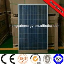200W Mono/poly crystalline silicon solar photovoltaic,solar paneles