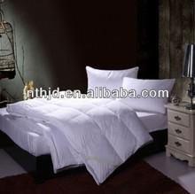 1cm satin stripe Hotel comforter