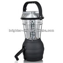 36 led solar hand cranking dynamo lantern