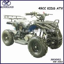 49cc Bull ATV electric start