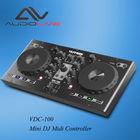 VDC-100M Professional dj controller midi player(virtual dj software)