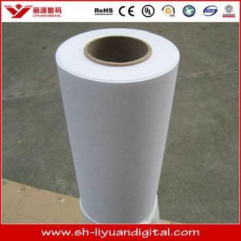 Glossy or matte inkjet photo paper
