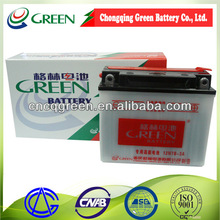 12v Dry charged rechargeable lead acid battery (maintenance free agm battery)