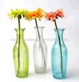 makine yapımı renkli cam vazo boyama tasarımları