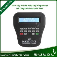 MVP Pro M8 Key Programmer Diagnostic Most Powerful Pro M8 Key Programming Tool Locksmith Tool