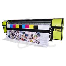 eco solvent printing machine ( 3.2m ,two Dx 7 head ,1440dpi)