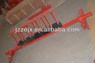 Primary Rubber Conveyor Belt Scraper with Replaceable Blade