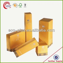 Luxury Cosmetic box package manufacturer