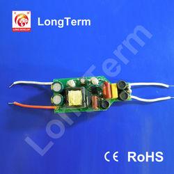 CE ROHS 100ma 200ma 300ma 350ma 700ma 1050ma dimmable 9w led bulb light driver