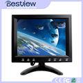 Dc12v ingresso vga 8'' pc di piccole dimensioni monitor lcd/touch moni