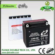 12n9-bs motorcycle lead acid battery