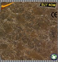 Platinum series polished tiles ceramic brown