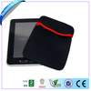High quality black neoprene laptop sleeve bag