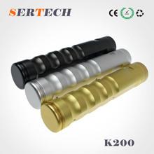 Kecig k200 e cigarette ,mechanical mod k200+,with LED screen, e-cigarette K200 wholesale