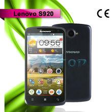 "Lenovo S920 Smart Phone 5.3"" IPS HD Screen 8.0MP Camera Android 4.2 Quad Core MTK6589 1.2GHz 1GB RAM+4GB ROM"