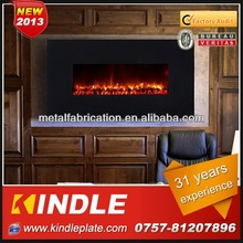 KINDLE Custom flame effect electric fires Manufacturer from Guangdong with 31 years experience