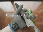 2014 Double Deck Anti Cut Wire Mesh Stainless Steel Safety Working Glove
