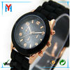 New styles selling fashion silicone wrist gift lady vogue watch
