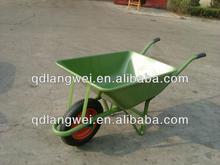 WB2203 wheelbarrow solid rubber wheel