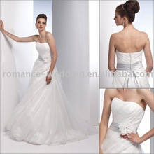 Ay0005 Graceful Light Sweetheart Designer Women Wedding Dress
