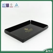 acrylic amenity tray acrylic file tray