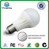 High Lumen ultra brightness B22 E27 5W Led Bulb led bulb 5w 120v led bulb 5w 6000k LED BULB 5W WHITE