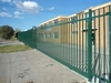 Saitong color steel fence panel