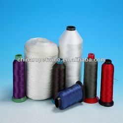 spun polyester uv resistant thread