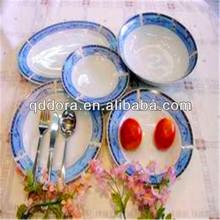dandelion porcelain dinnerware