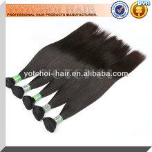 Wholesale Grade 5 aaaaa silky straight natural color unprocessed cheap brazilian hair weaving, virgin brazilian hair, hair weft