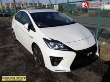 Stock#34590 TOYOTA PRIUS S TOURING SELECTION G S USED CAR FOR SALE [RHD][JAPAN]
