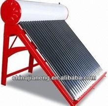 china solar thermal hot water