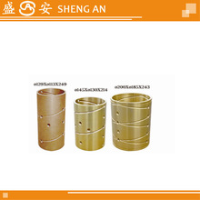 Copper bushing for auto parts high quality casting