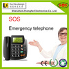 east to read landline corded caller id sos seniors phone