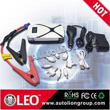 Mini car jump starter, emergency tools car jump start kit, Multi function power bank car jump start