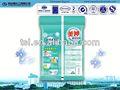 De limón fresco 12% oem de la liga/jabón odm productos de lavado detergente de lavandería con enzimas d2