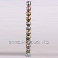fashion xmas decoration/christmas balls/xmas bauble