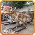 parque de diversões de dinossauros animados diy dinossauro de brinquedo