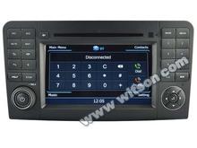 WITSON MERCEDES-BENZ Mercedes ML 350 NAVIGATION RADIO A8 Chipset Dual Chipset,3G modem / wifi/ DVR (Option)