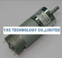 37 ga555r deceleration motor 37 mm massager shredder automatic banknote counter gear motor