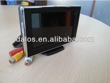 "3.5"" high definition TFT color LCD Car Monitor 3.5inch car reverse backup rearview backup camera car monitor"
