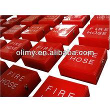 China customer-made fire extinguisher cabinet
