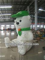 custom inflatable mascot cartoon, inflatable character model