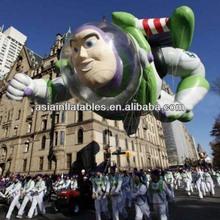 Gigante inflable Buzz Lightyear globo para promocional